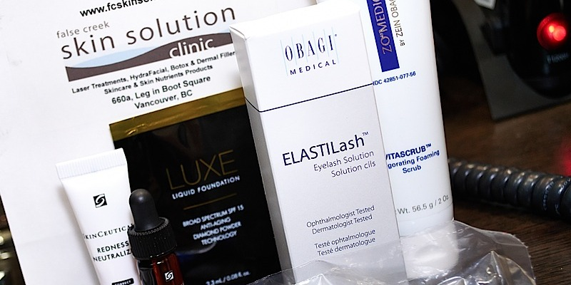Skin Solution grand opening photos