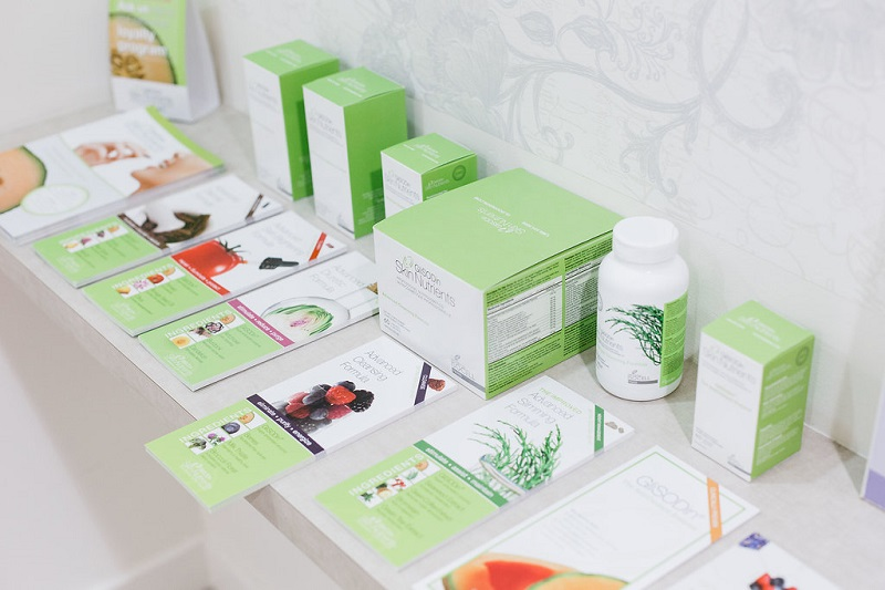 skin nutrients glisodin