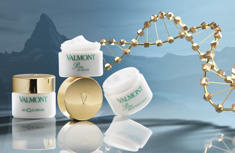 Valmont Skincare Vancouver.
