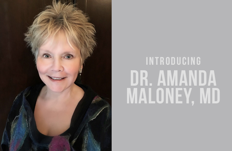 INTRODUCING DR. MALONEY